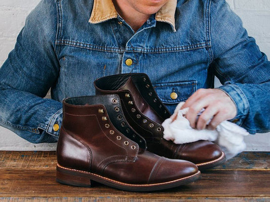 Leather Boots   Thursday Boot Company