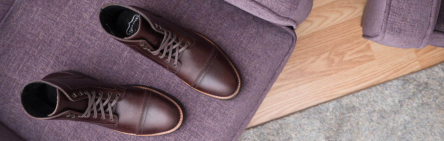 Frequently Asked Questions - Thursday Boot Company