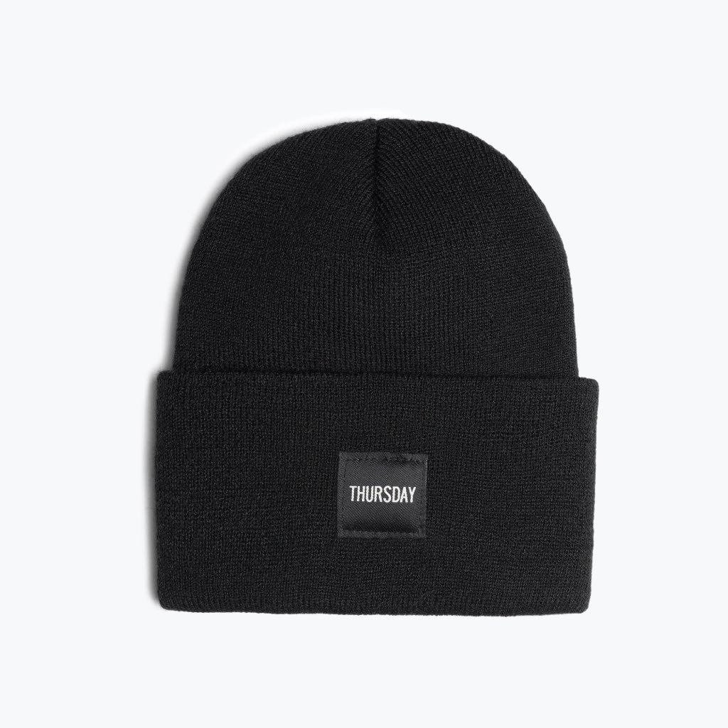 Thursday Beanie | Black