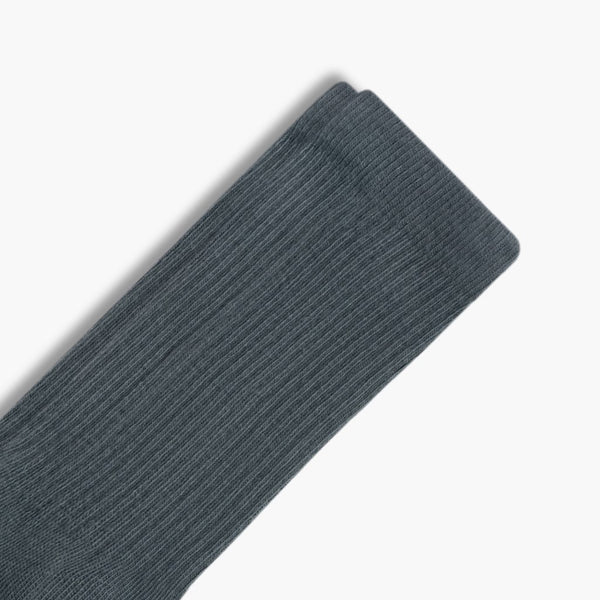 Men's Sodello Classic Crew Sock | Grey