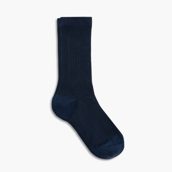 Men's Sodello Classic Crew Sock | Navy