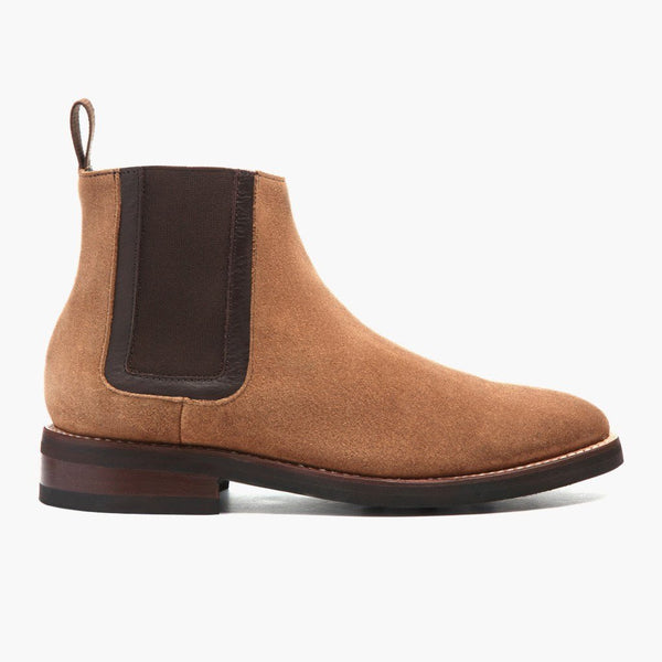 Duke | Honey Suede
