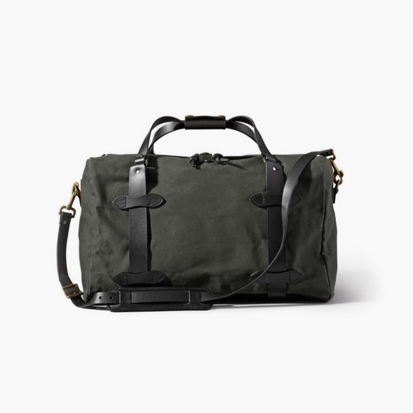 Rugged Twill Duffle Bag | Otter Green