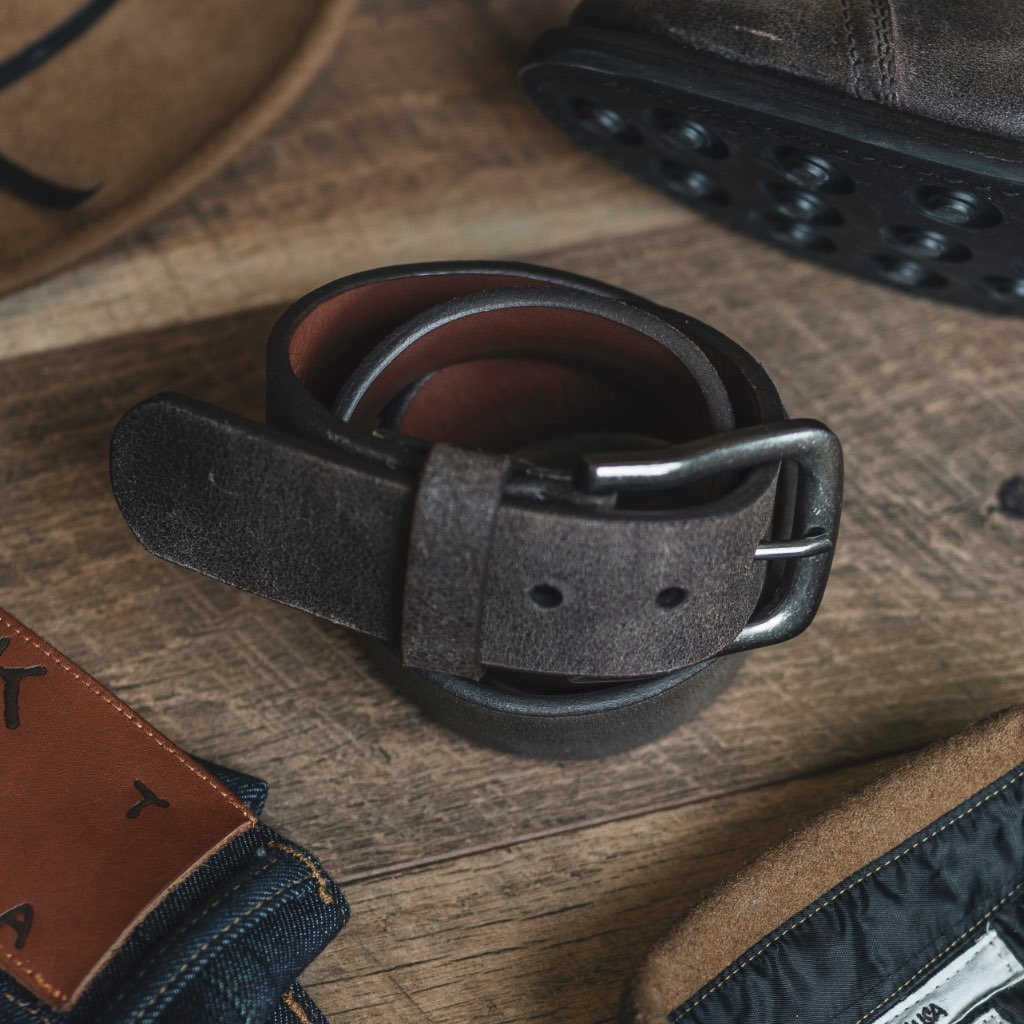 Men's Heritage Leather Belt | Canyon