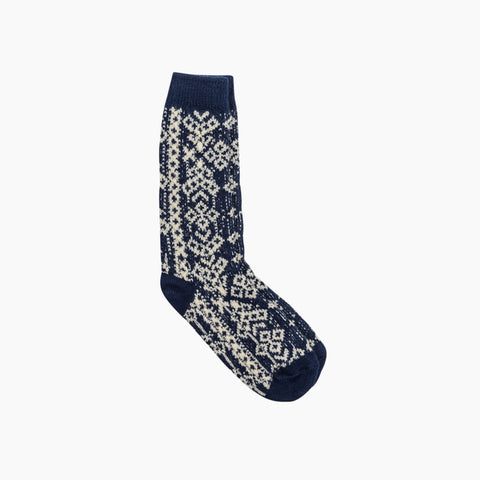 Wigwam Kiro Socks | Navy