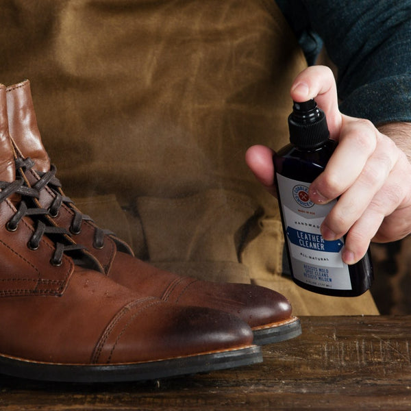 Cobbler's Choice Leather Cleaner