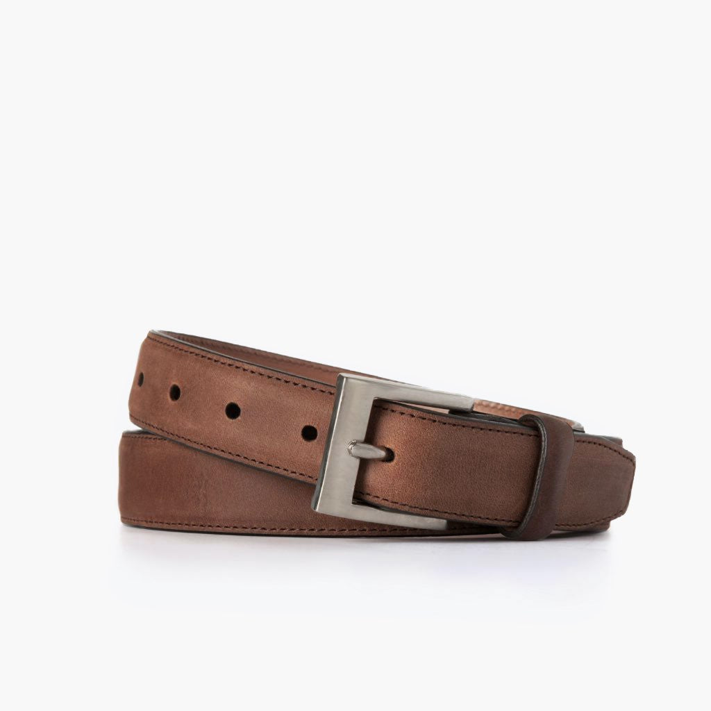Men's Classic Leather Belt | Arizona Adobe