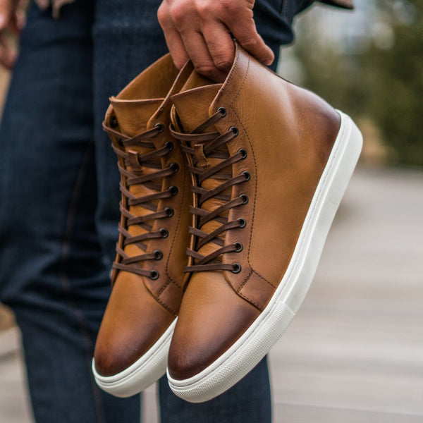 Premier High Top | Toffee