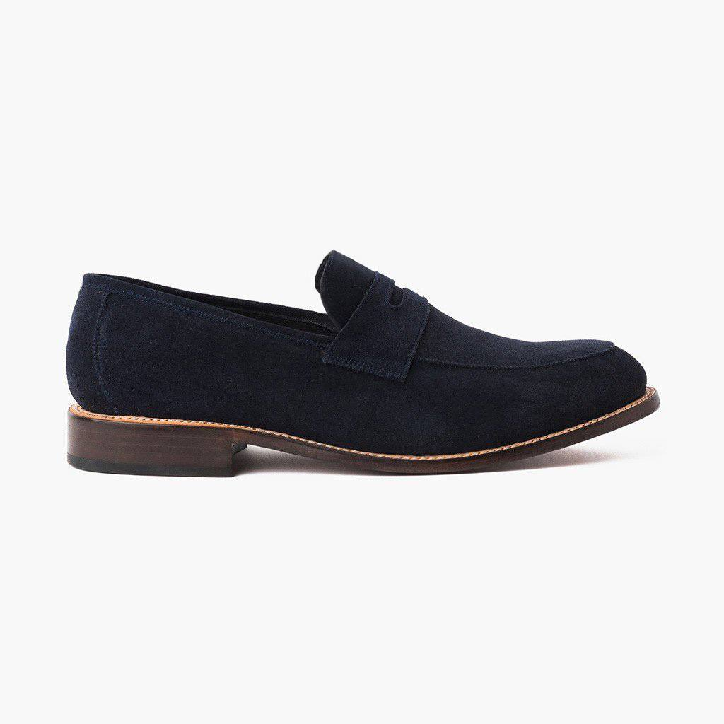 Lincoln | Midnight Suede