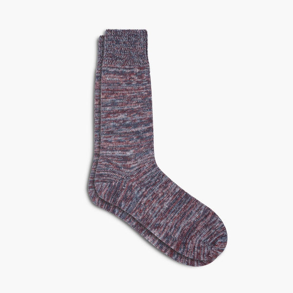 Men's Sodello Marled Sock | Patriot