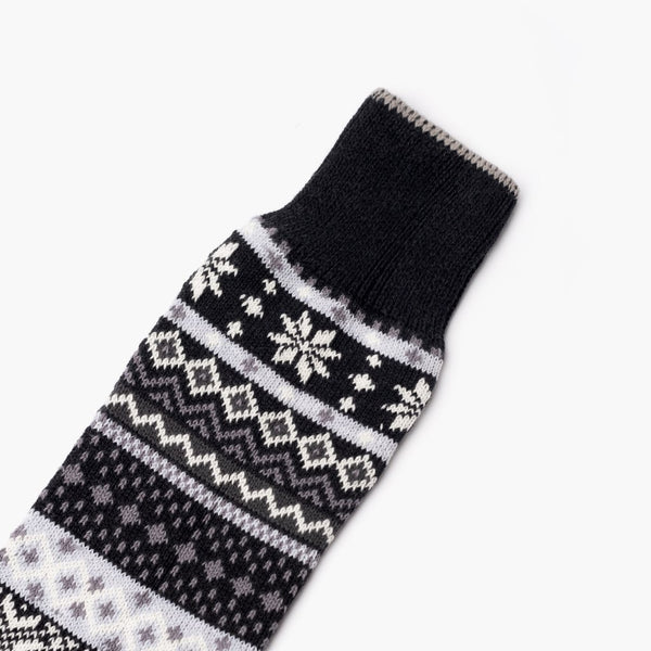 Men's Sodello Norwegian Sock | Black