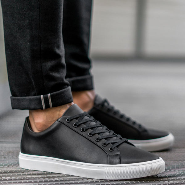 Premier Low Top | Black