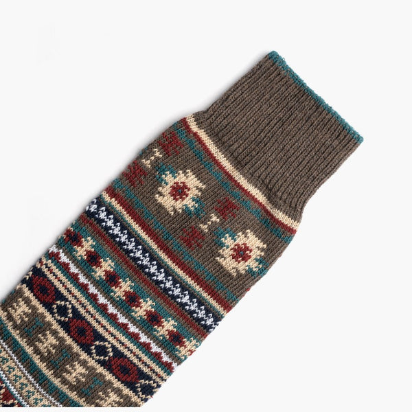 Men's Sodello Southern Sun Sock | Musk