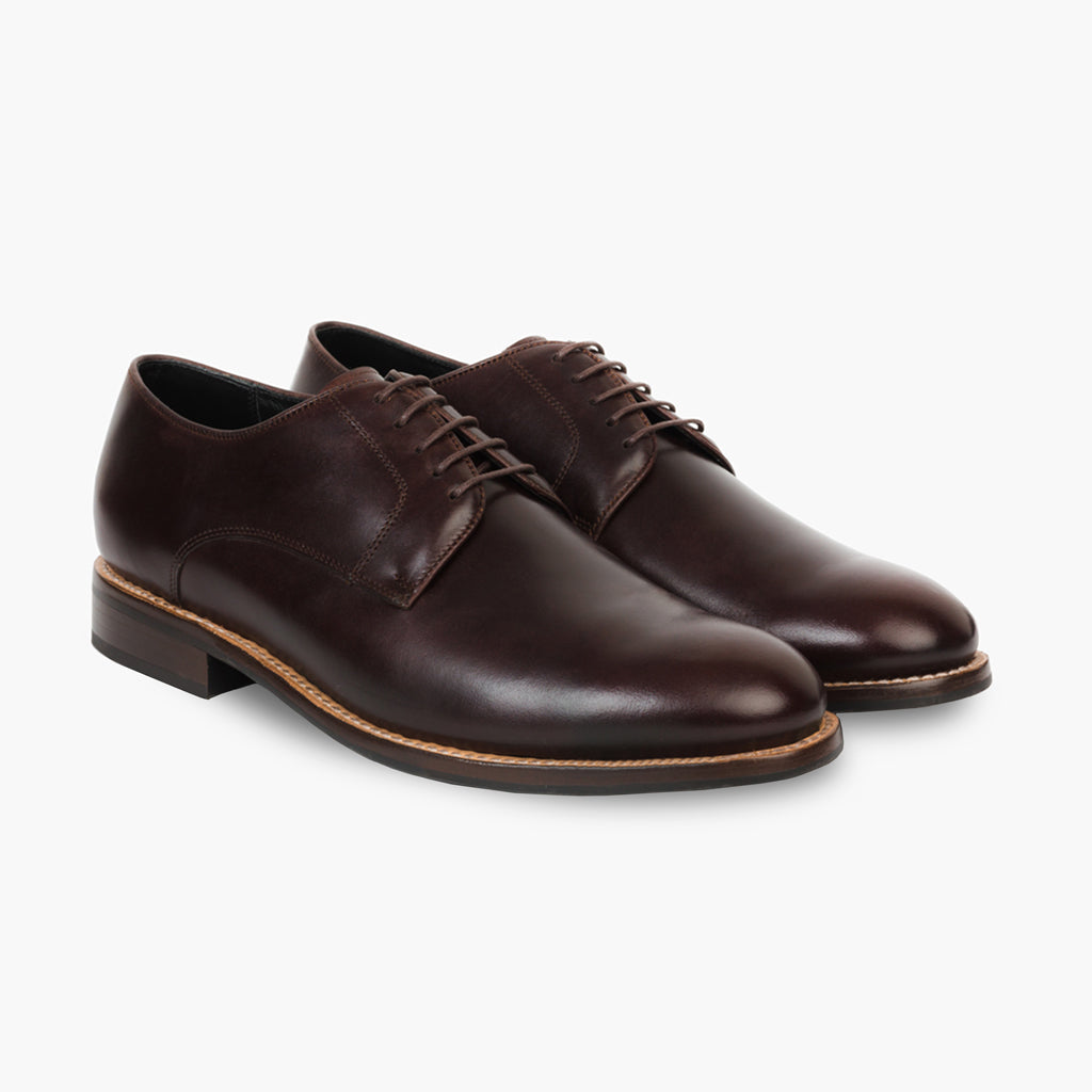 7985a95f02 Men s Brown Statesman Dress Shoe - Thursday