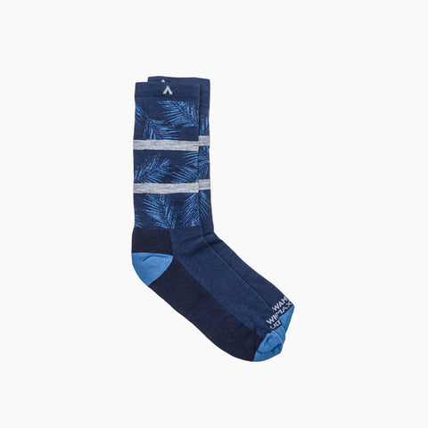 Wigwam Makua Valley Pro Socks | Navy