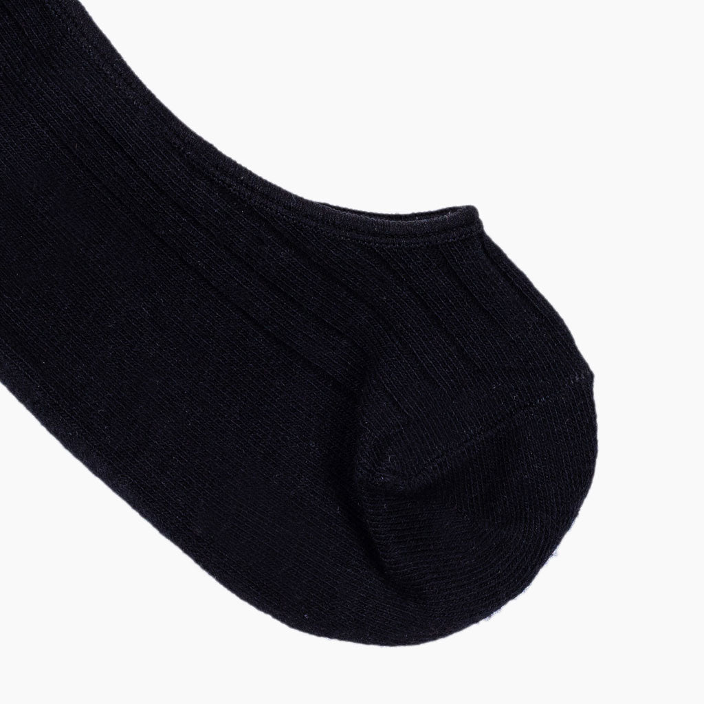 Rush & Rove No-Show Socks | Black