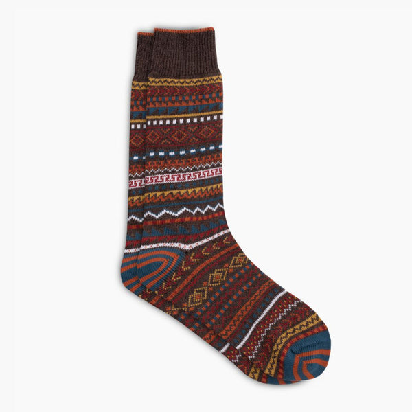 Men's Sodello Verona Sock | Bear Brown