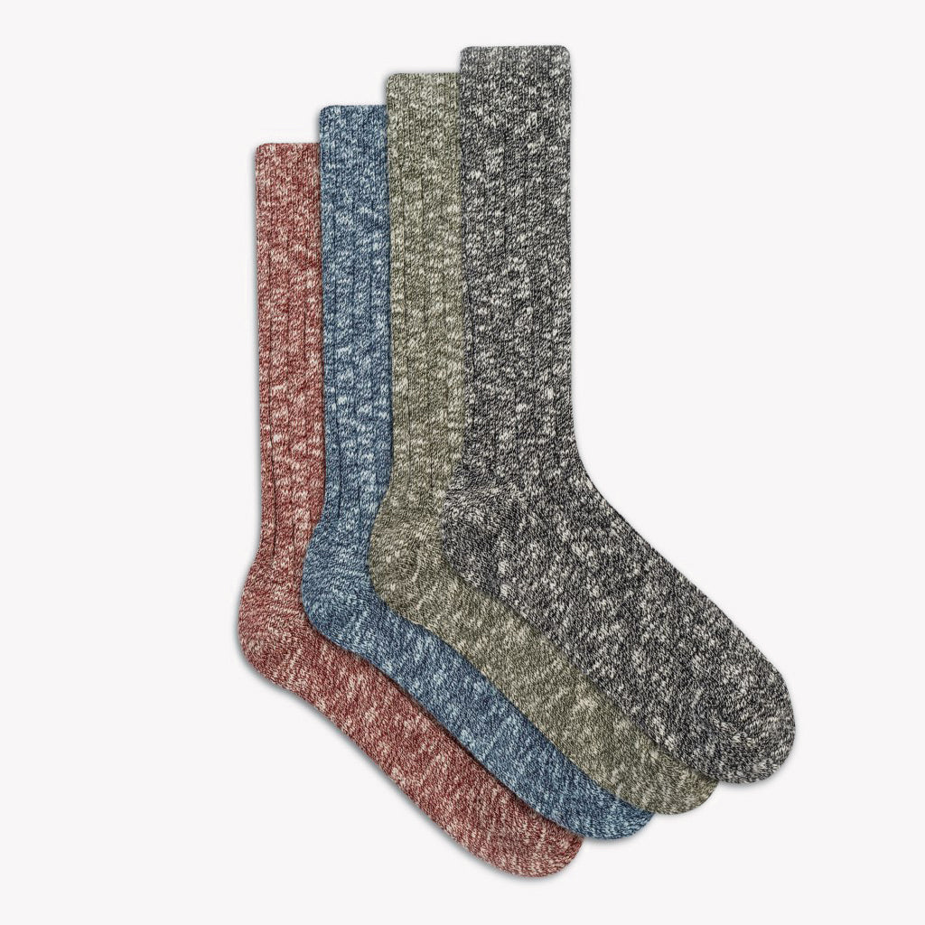Men's Sodello Classic Boot Sock | 4-Pack