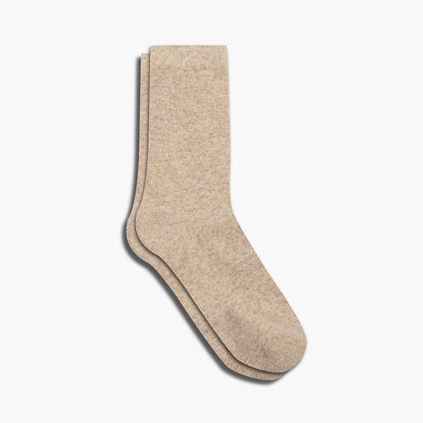Sodello Eco-Wool Sock | Oatmeal