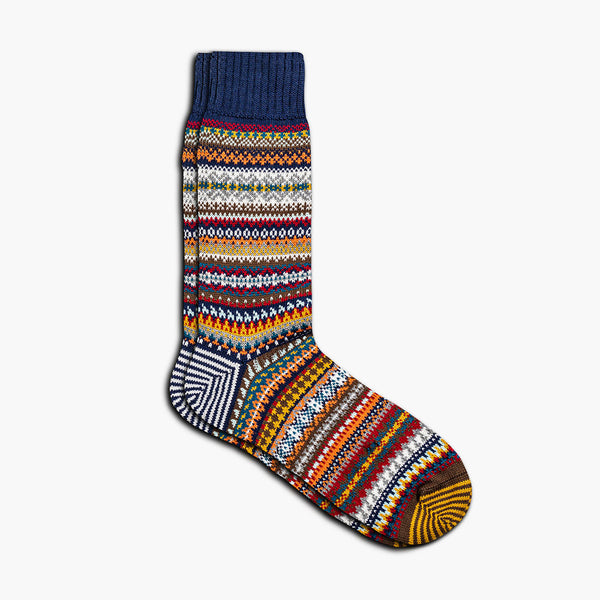 Sodello Heritage Sock | Finch