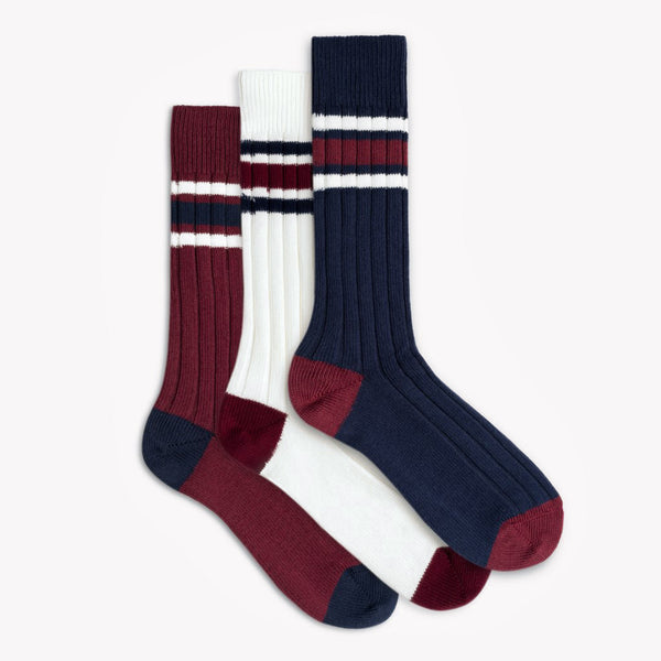 Women's Sodello Legacy Sock | 3-Pack