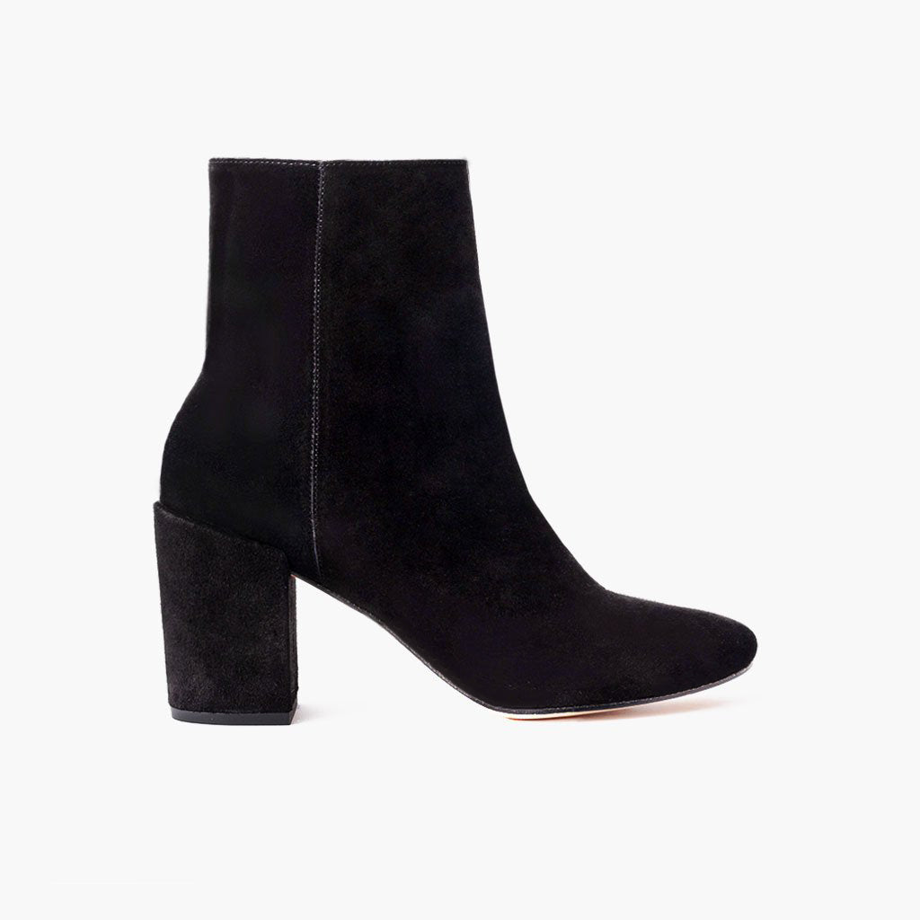 Highline | Black Suede