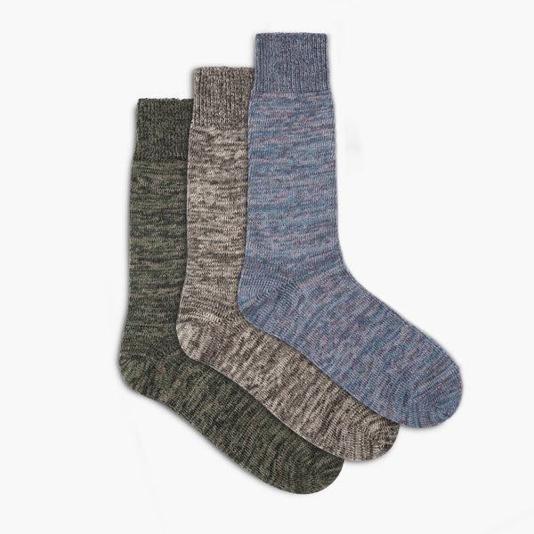 Women's Sodello Marled Sock | 3-Pack