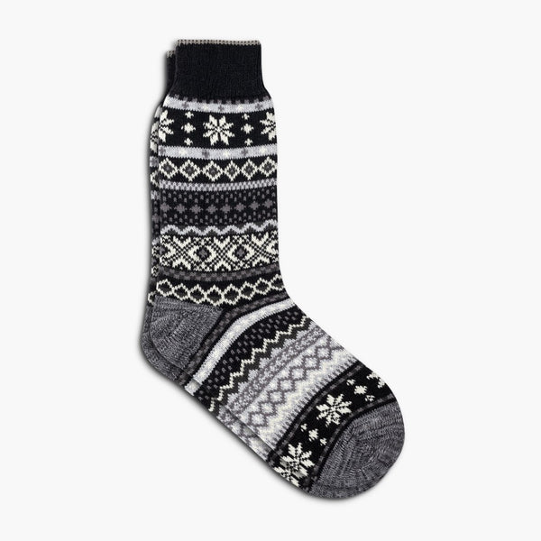 Women's Sodello Norwegian Sock | Black