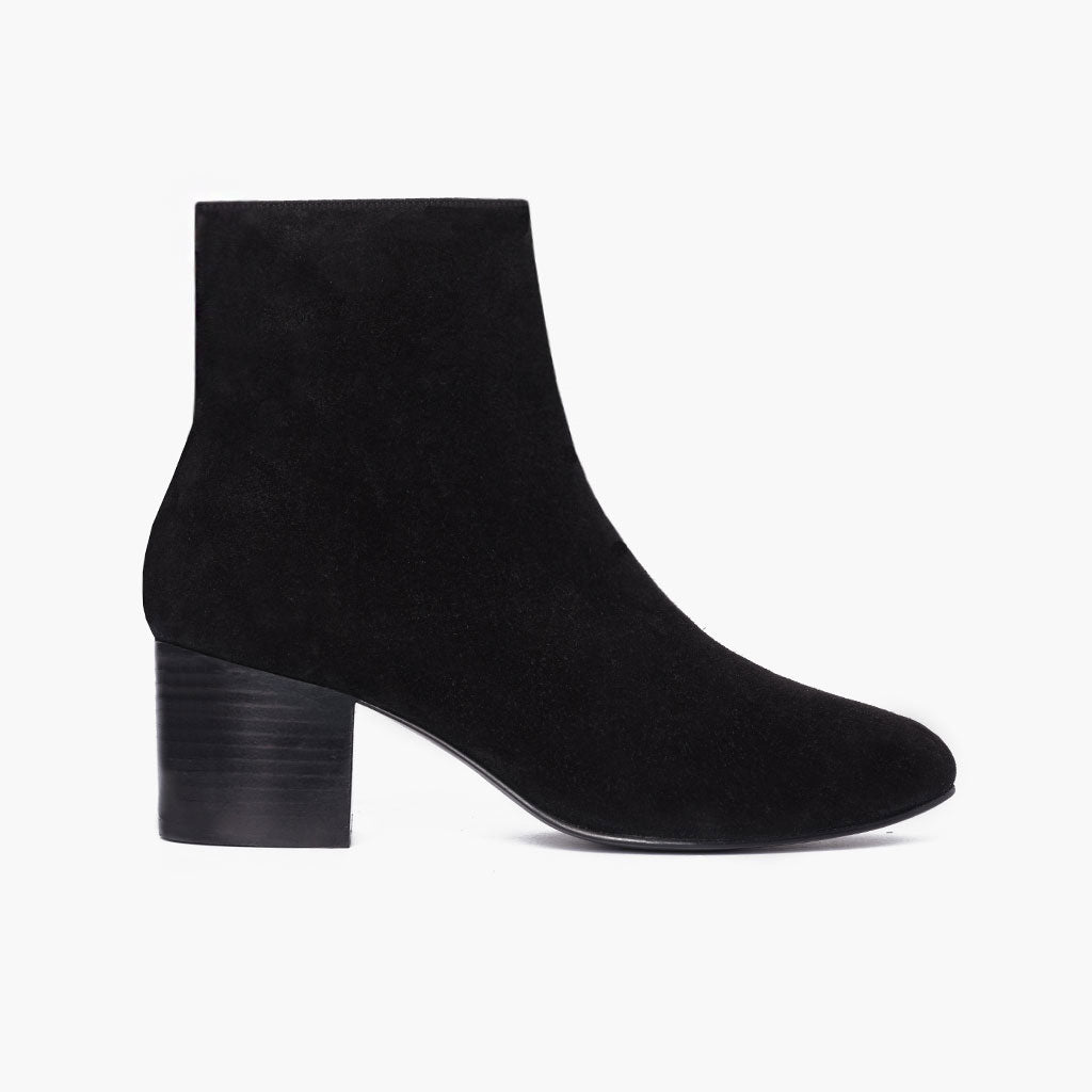 Womens Suede Boots