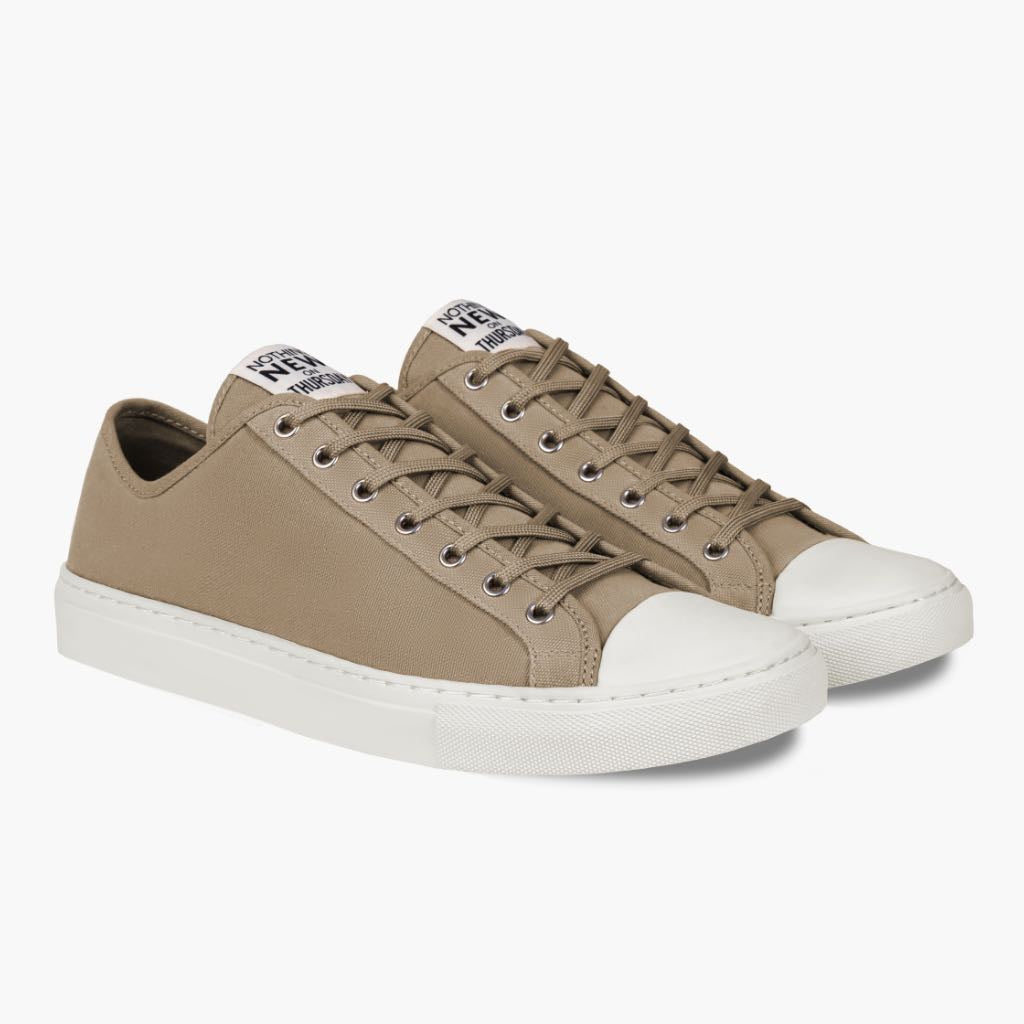 Men's Low Top | Field Tan