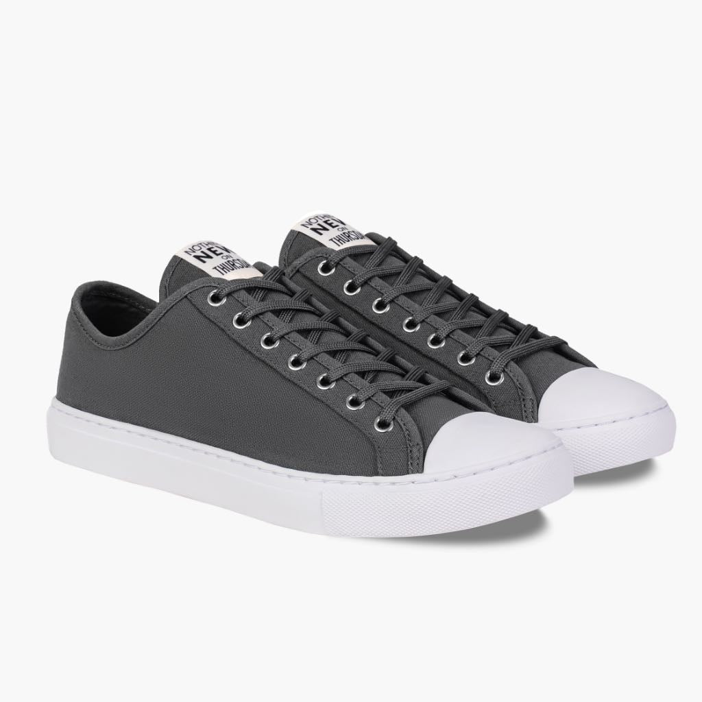 Women's Low Top | Grey
