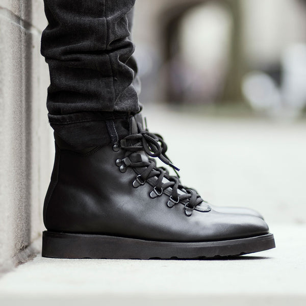 Black Commander Thursday Boot Company