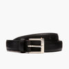 Men's Classic Leather Belt | Black