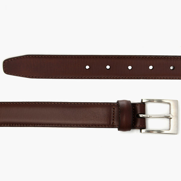 Men's Classic Leather Belt | Brown