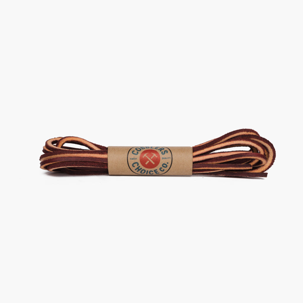 54 Leather Laces In Burgundy Thursday Boot Company