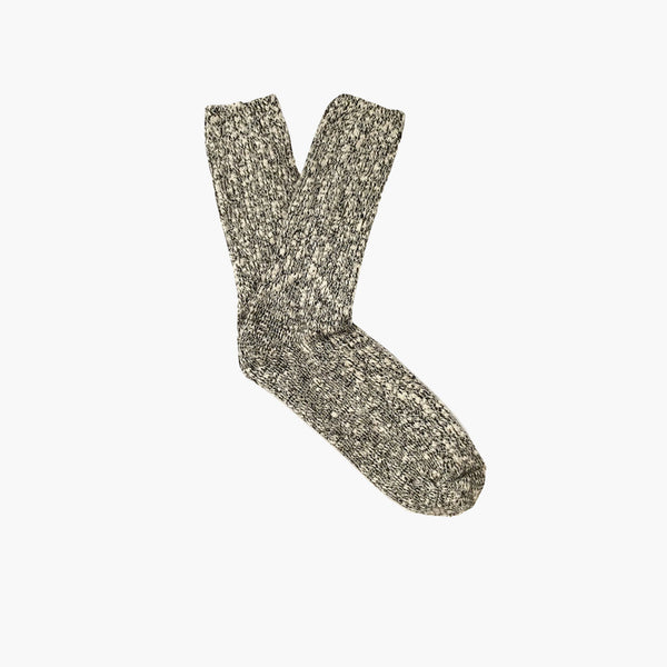 Wigwam Cypress Socks | White & Olive