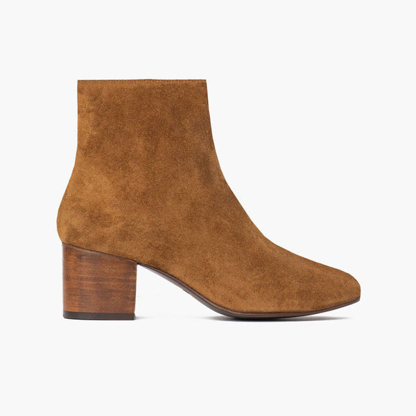 Paloma | Honey Suede