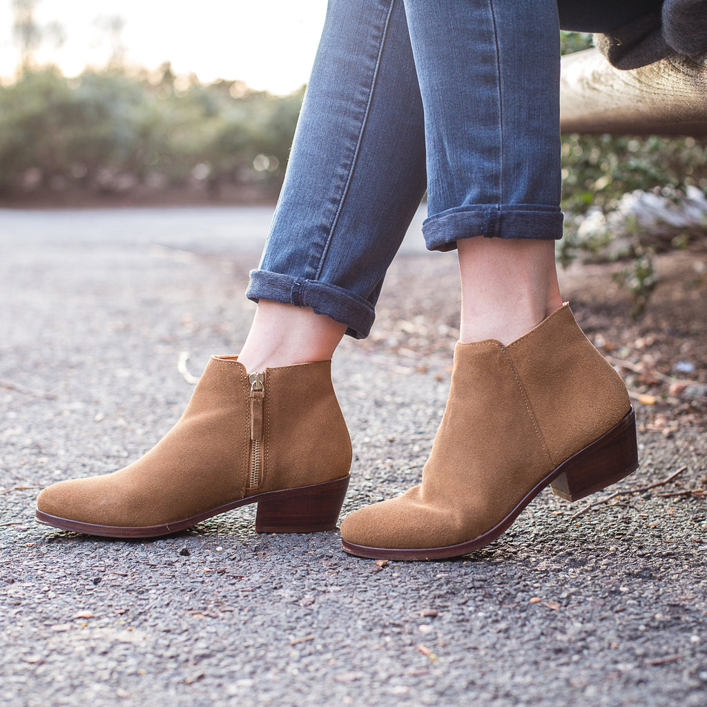 Downtown | Honey Suede