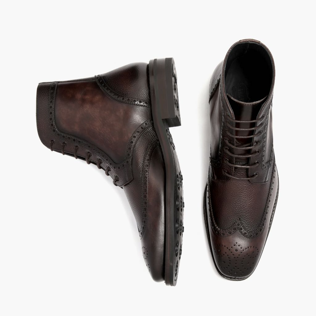 Wingtip | Dark Oak