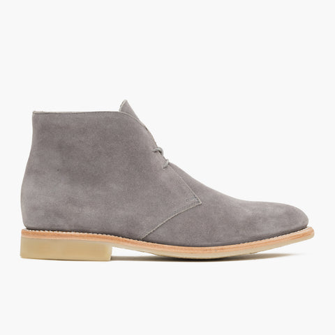 Scout | Grey Suede