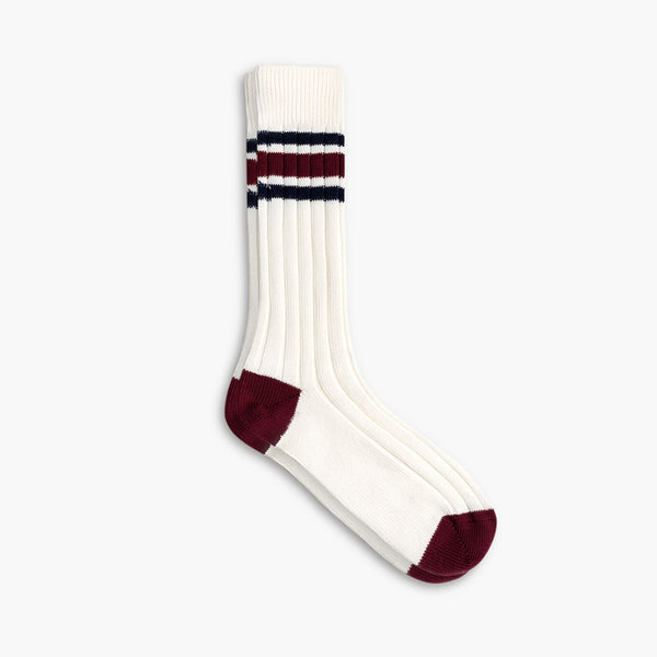 Men's Sodello Legacy Sock | Off-White Stripes