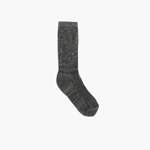 Charcoal Wigwam Merino Silk Hiker Socks
