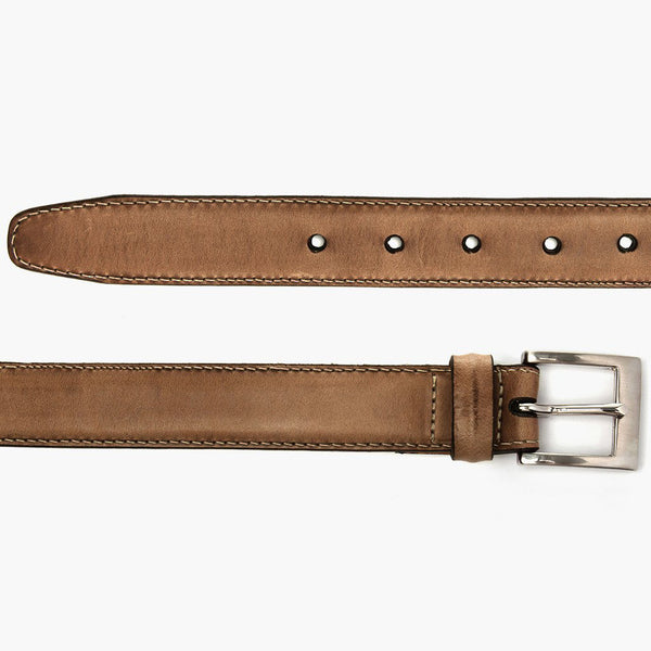 Men's Classic Leather Belt | Natural Chromexcel
