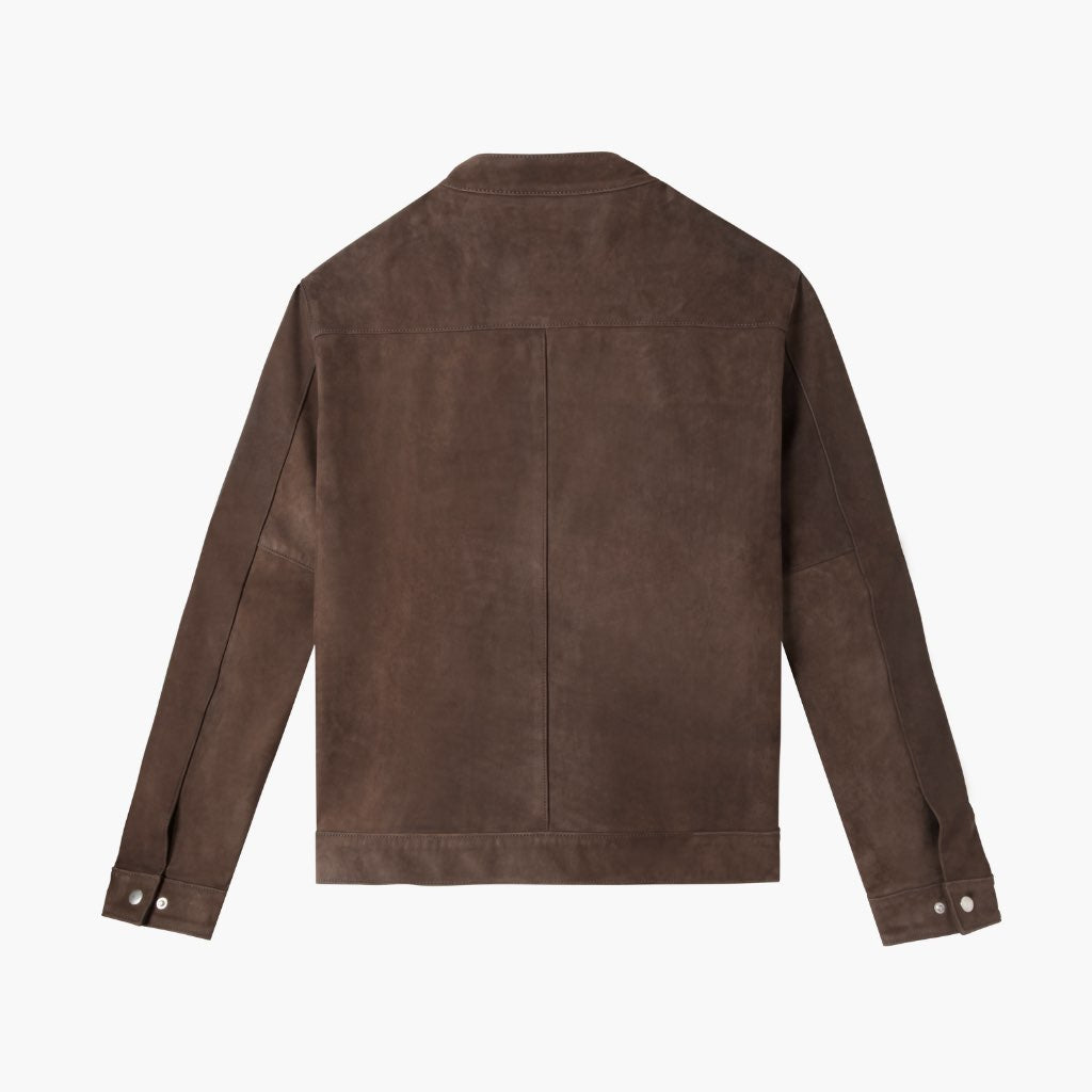 Racer Jacket | Tobacco