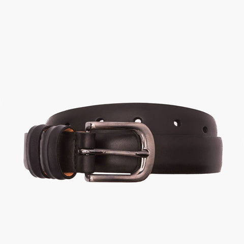 Refined Belt | Black