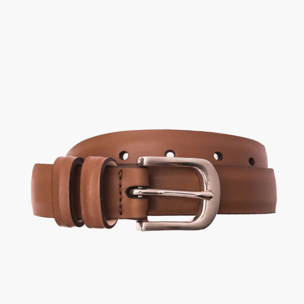Refined Belt | Chestnut