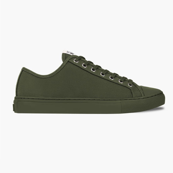 Men's Low Top | Forest