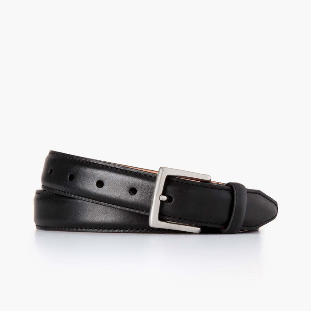 Women's Classic Leather Belt | Black