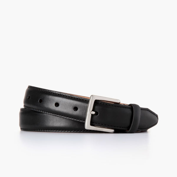 Classic Leather Belt | Black