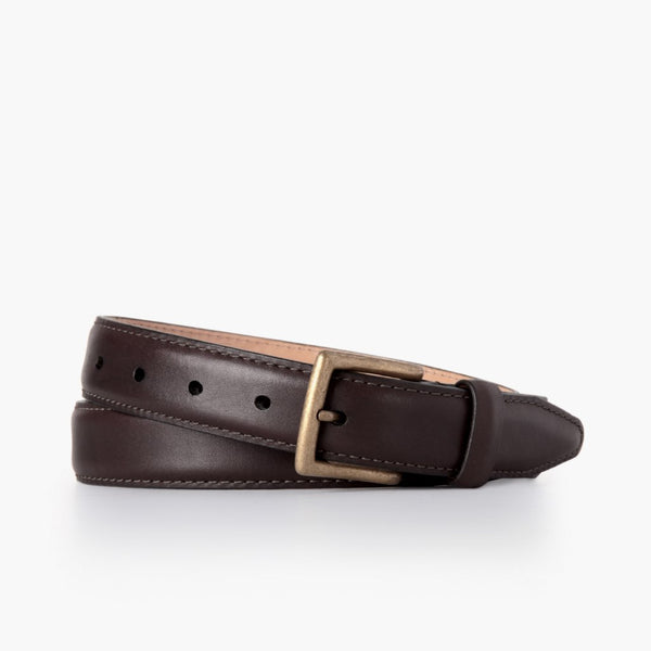 Classic Leather Belt | Brown